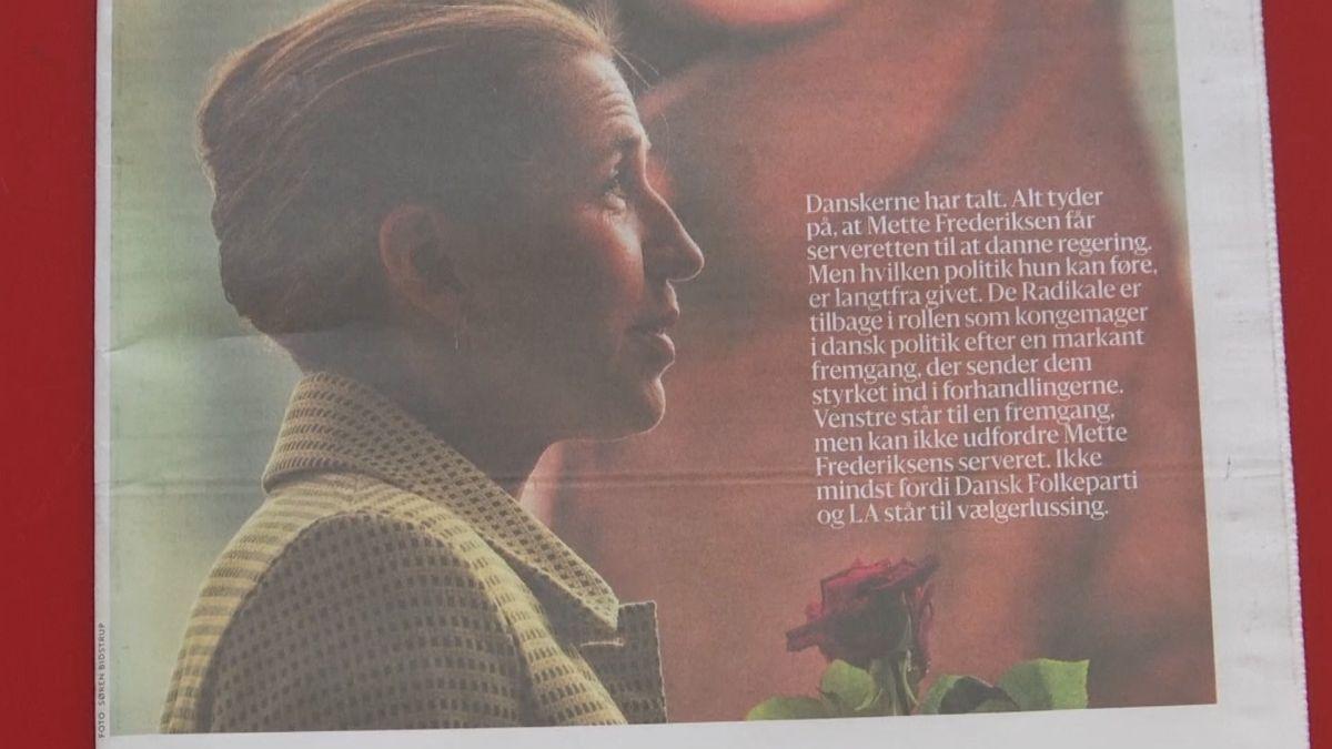 VDánsku na rozdíl od zbytku Evropy zvítězili sociální demokraté. Dokázali jít sdobou