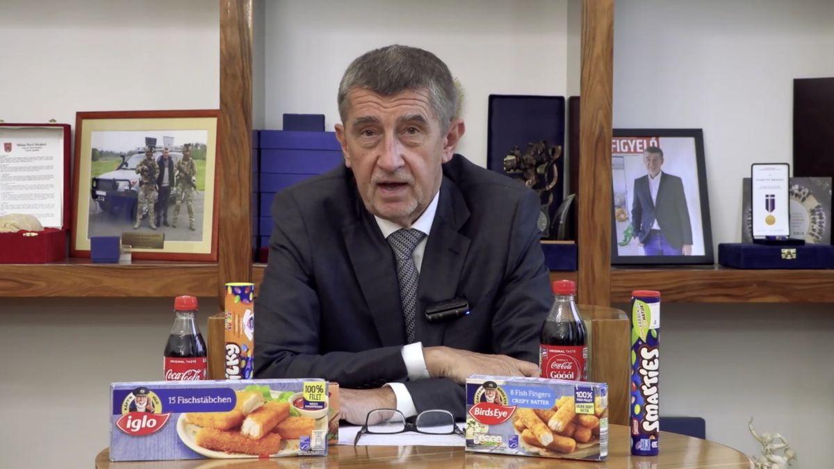 Babiš nechce, aby Česko bylo popelnicí Evropy. Ve výrobcích jeho firem bylo málo masa, salmonela ichemické přídavky