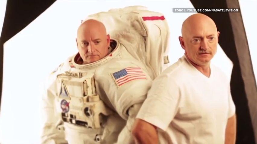 Stárne se ve vesmíru pomaleji? NASA zkoumala dvojčata, jedno na ISS, druhé na Zemi
