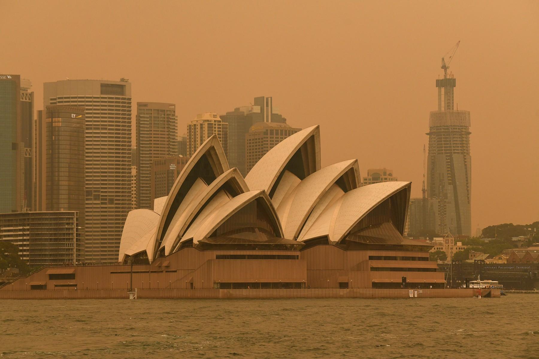 Bushfire Austrálie