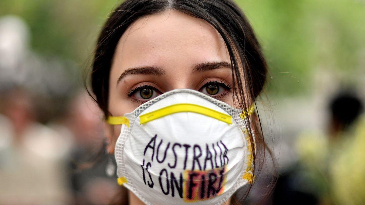 VAustrálii panuje extrémní léto, teplotní rekord 50,7stupně může padnout