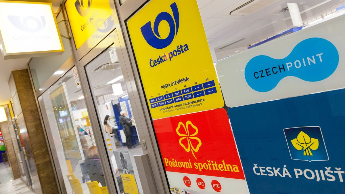 Česká pošta od ledna zdražuje některé základní služby