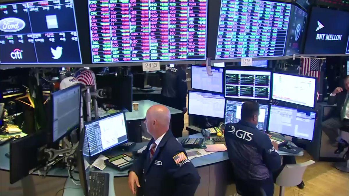 Pražská burza rostla šestý den vřadě, index PX táhly banky