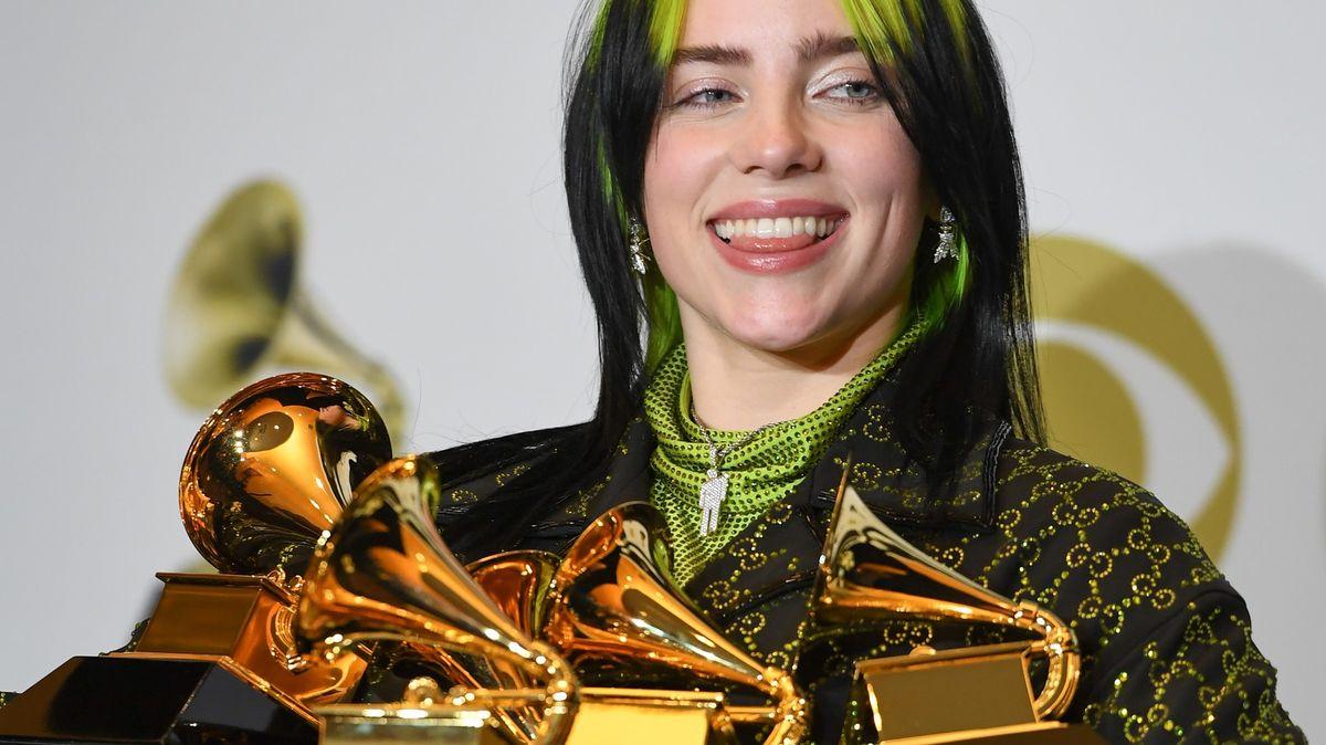 Pro výherce Grammy je trofej knezaplacení. Kolik stojí její výroba?