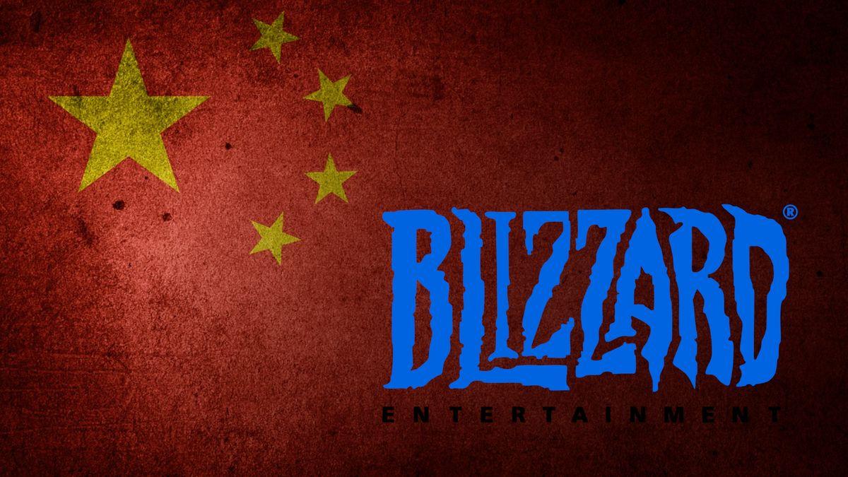 Hromadný bojkot Blizzardu kvůli podpoře Číny. Umlčuje podporovatele Hongkongu