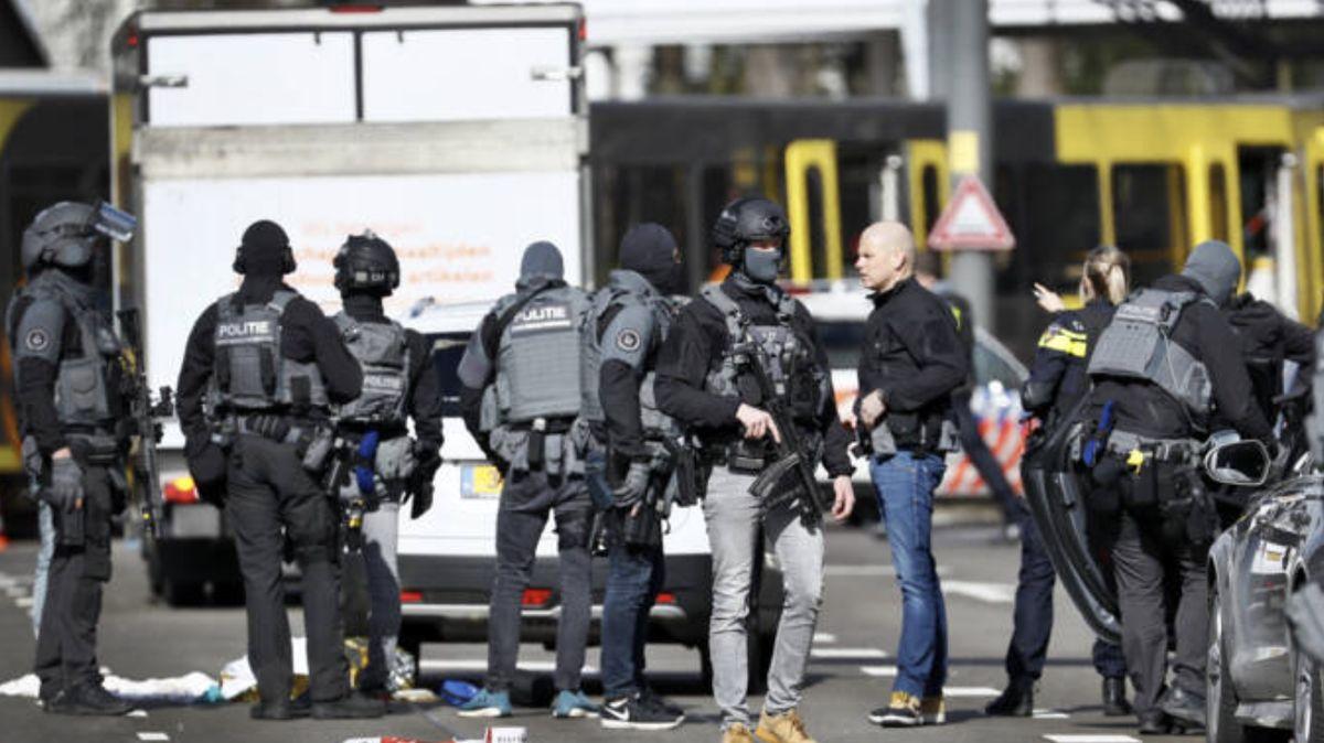 Policie zadržela podezřelého ze střelby vUtrechtu, při útoku zemřeli tři lidé
