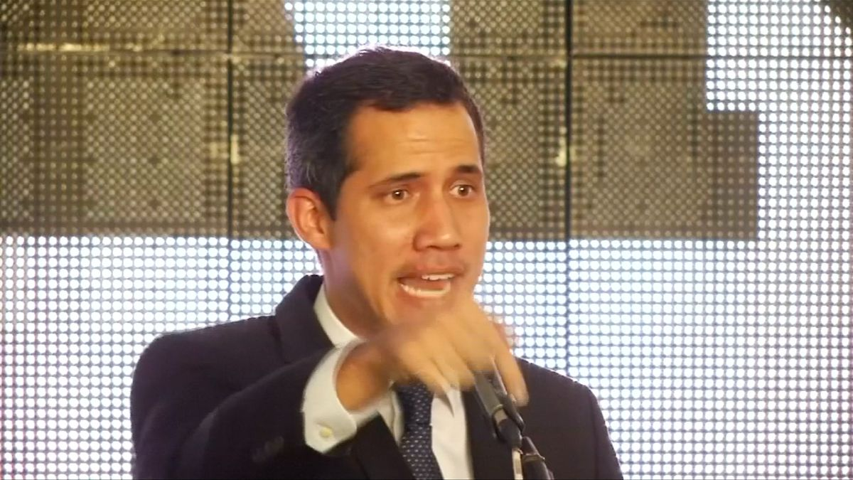 Guaidóovi zakázali výkon funkce prozatímního prezidenta. Zákaz je neplatný, vzkazuje lídr venezuelské opozice