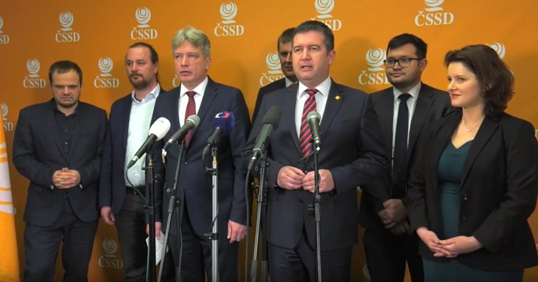 ministři seznamování stránek