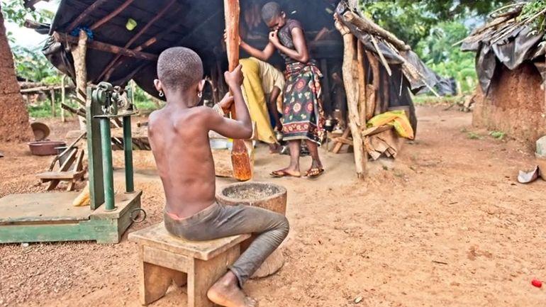 Dětská práce, bída, únosy– ito je za výrobou oblíbené čokolády