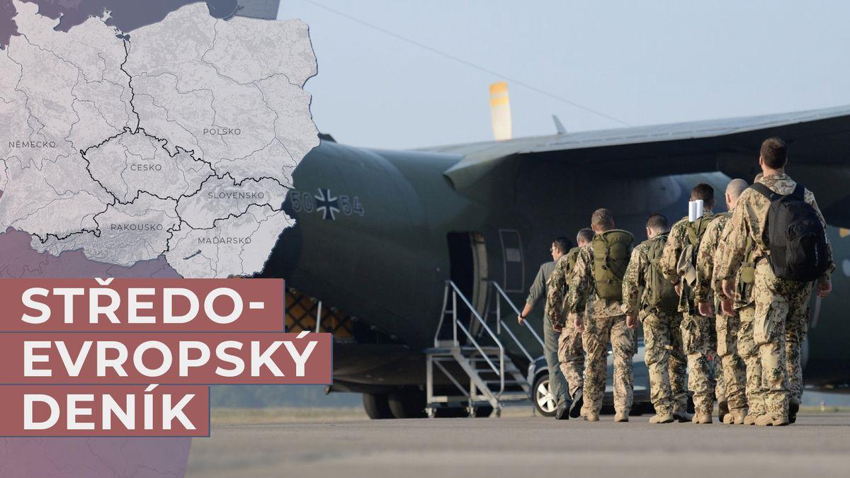 Střed Evropy kIráku: Varšava vyklízí ambasádu, Němci stahují vojáky