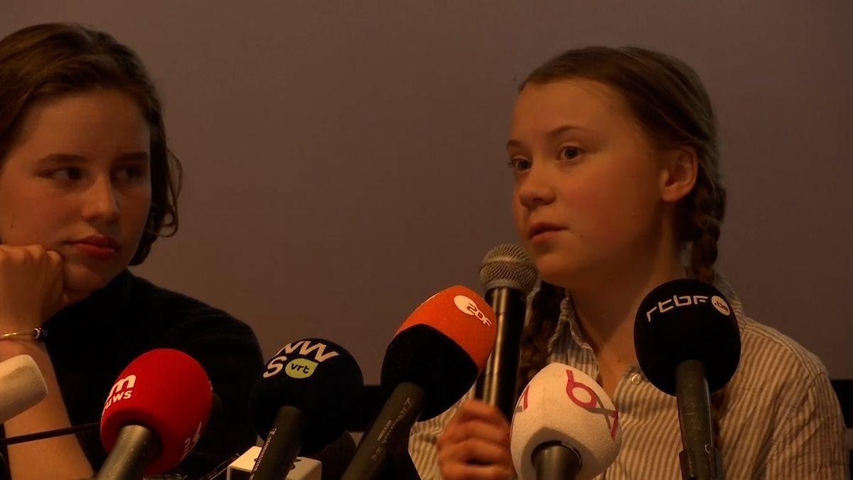 Šestnáctiletá dívka dostala nominaci na Nobelovu cenu. Bojuje proti klimatickým změnám