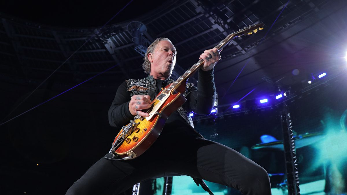 Metallica přilákala do Letňan na 70000fanoušků