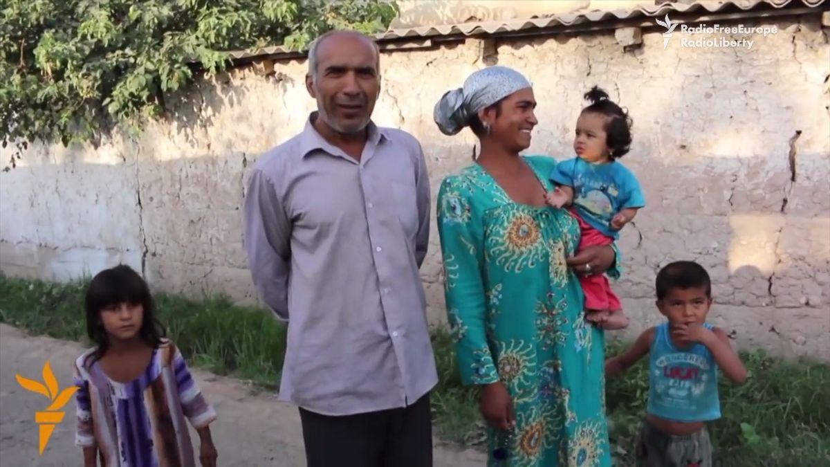 Podívejte se, jak žebrají profesionálové zTádžikistánu
