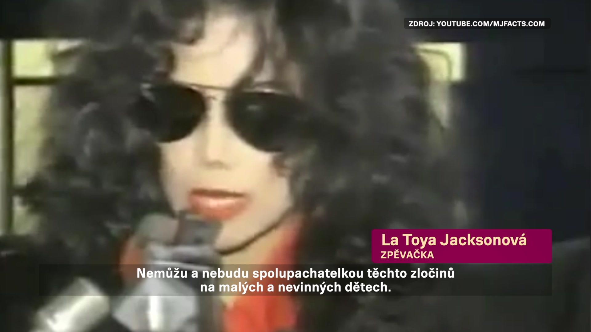 Líbala se s Michaelem Jacksonem (†50) v Praze!