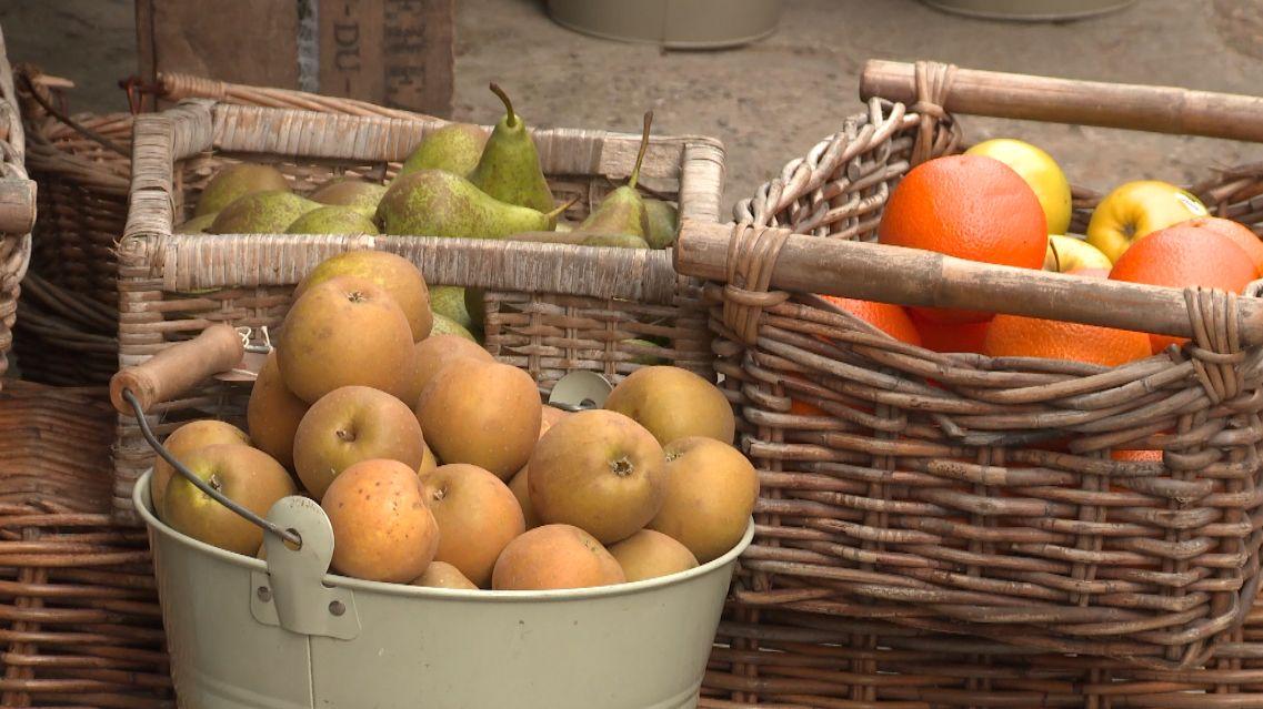 Sklizeň ovoce vČesku byla nejvyšší od roku 2010.Očesalo se téměř 180tisíc tun