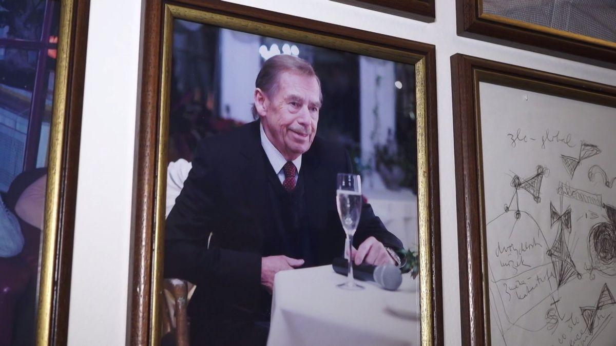 Dosud neznámé záběry Václava Havla ivzpomínky. Třeba ta Topolánkova, jak prezidenta zklamal