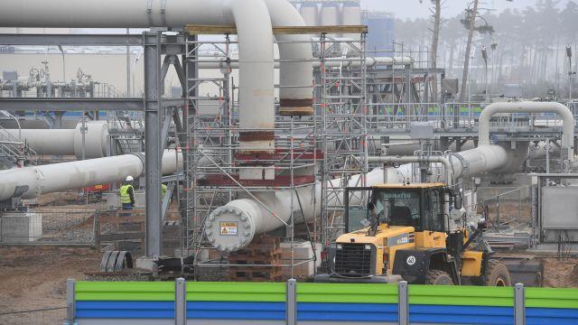 Ruský plyn má novou cestu do Evropy. Putin sErdoganem otevřeli kohout