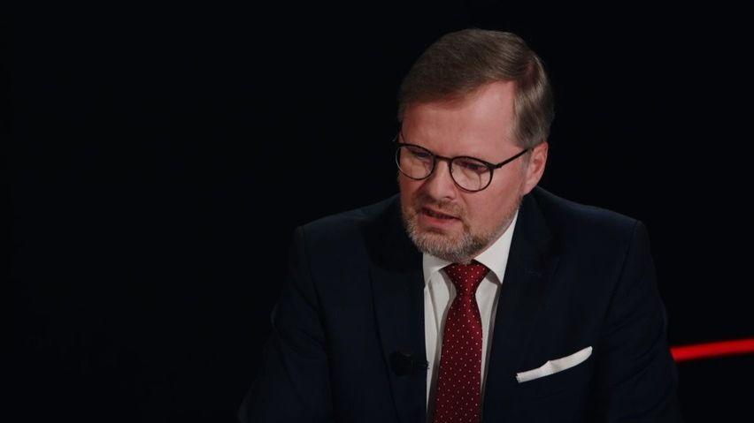 Troufám si ve volbách porazit Babiše, říká předseda ODS Petr Fiala