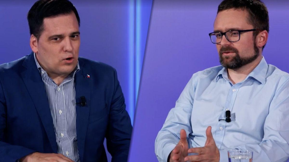 """Duel: """"Nechápu, proč Babiš ještě nemá jméno českého eurokomisaře."""" Europoslanci se pustili do premiérovy taktiky vEU"""