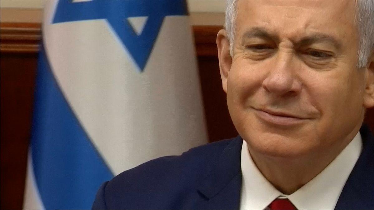 Netanjahu přitvrdil: Izrael je stát jen židovských obyvatel, nikoliv Arabů. Vzemi jich žije pětina