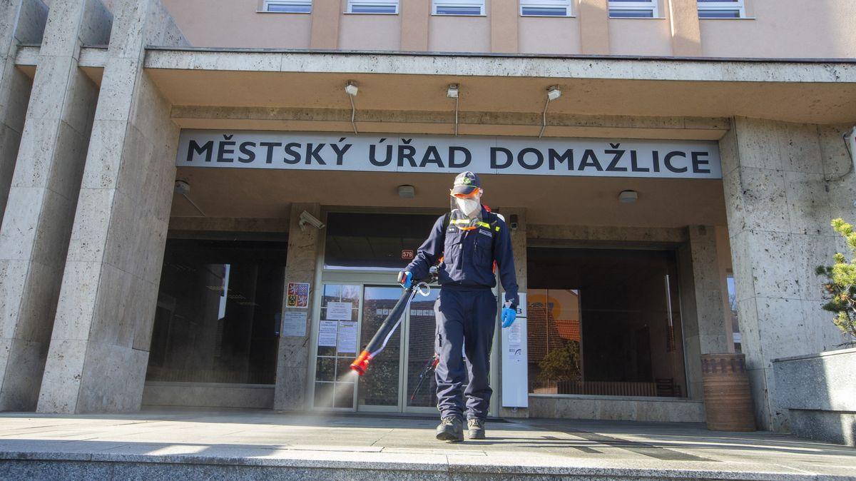 Domažlice postaví nový památník osvobození, vznik iniciovaly rodiny vojáků zUSA