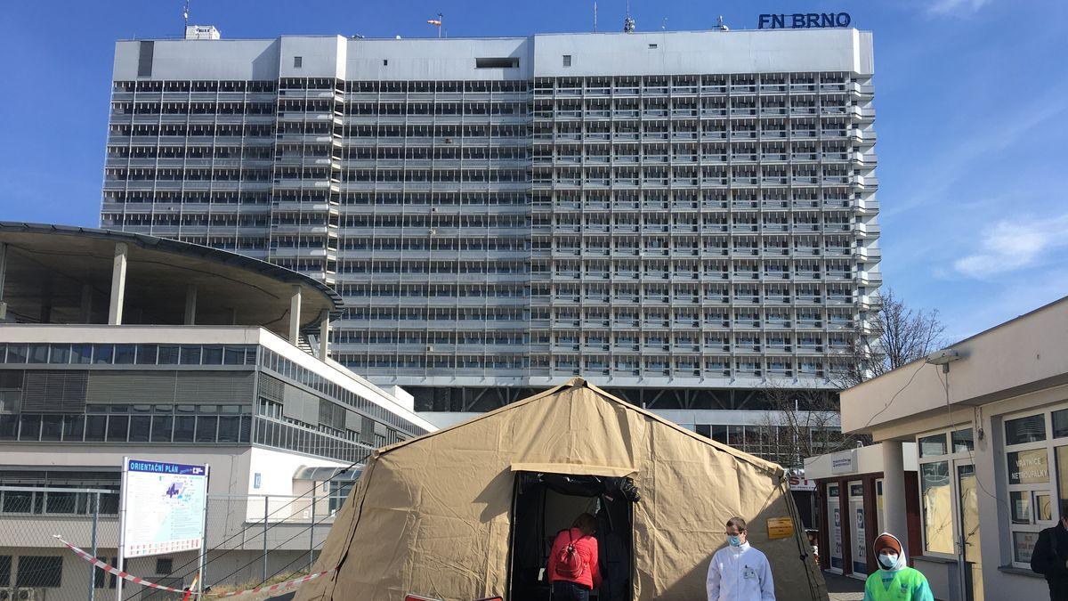 Boj proti dvěma virům. Na brněnskou nemocnici stále dopadá útok hackerů
