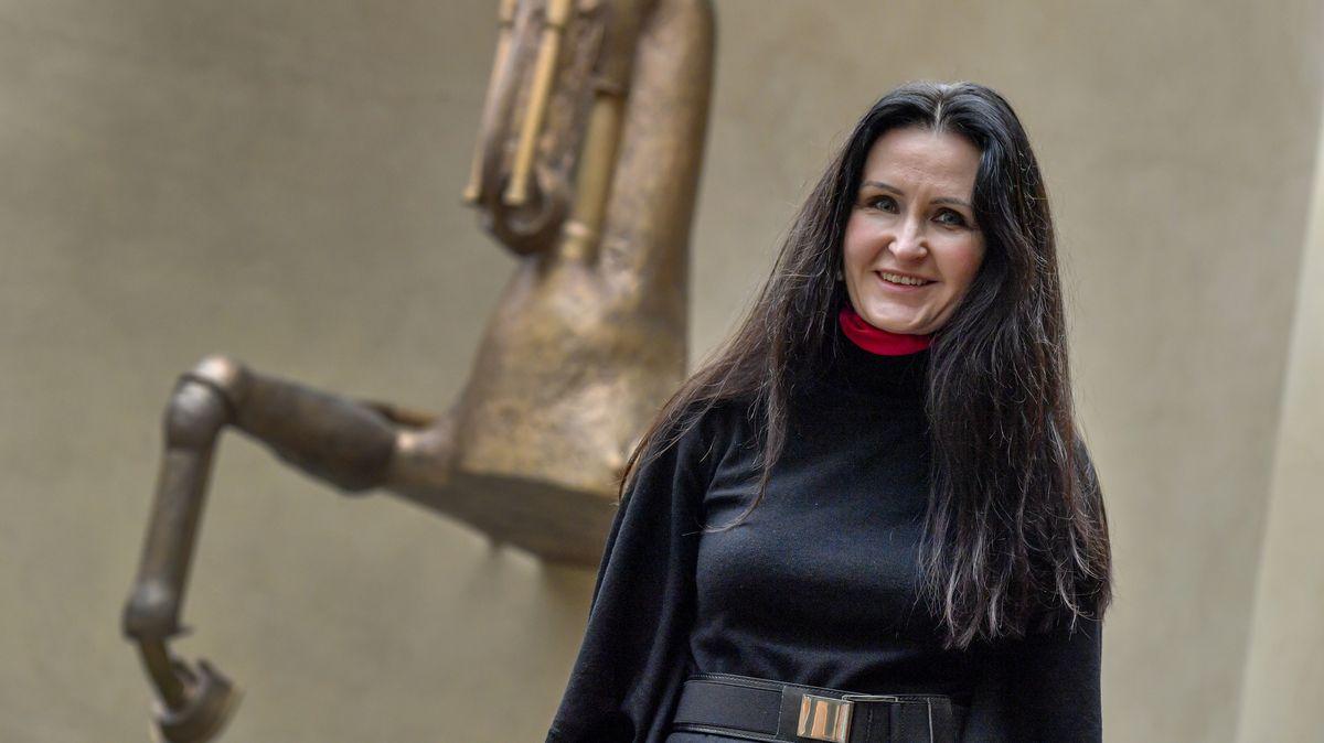Národní galerii povede Alicja Knastová