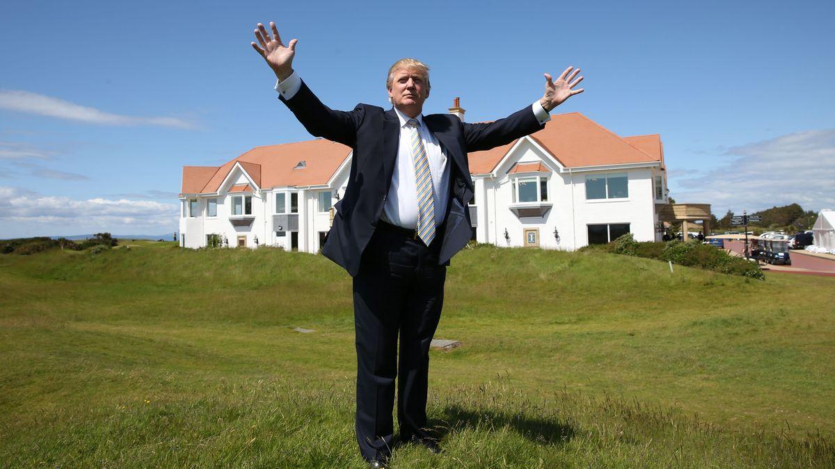 Bohatství Donalda Trumpa. Itak může vypadat majetek muže, co neplatí daně