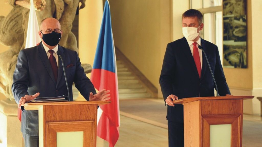 Polský ministr odmítl české výtky, odole Turów chce ale jednat