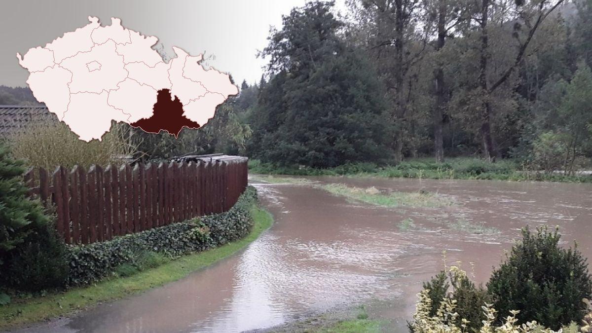 Hrozí povodně. Deště nasytily půdu do hloubky, další vodu už nepojme