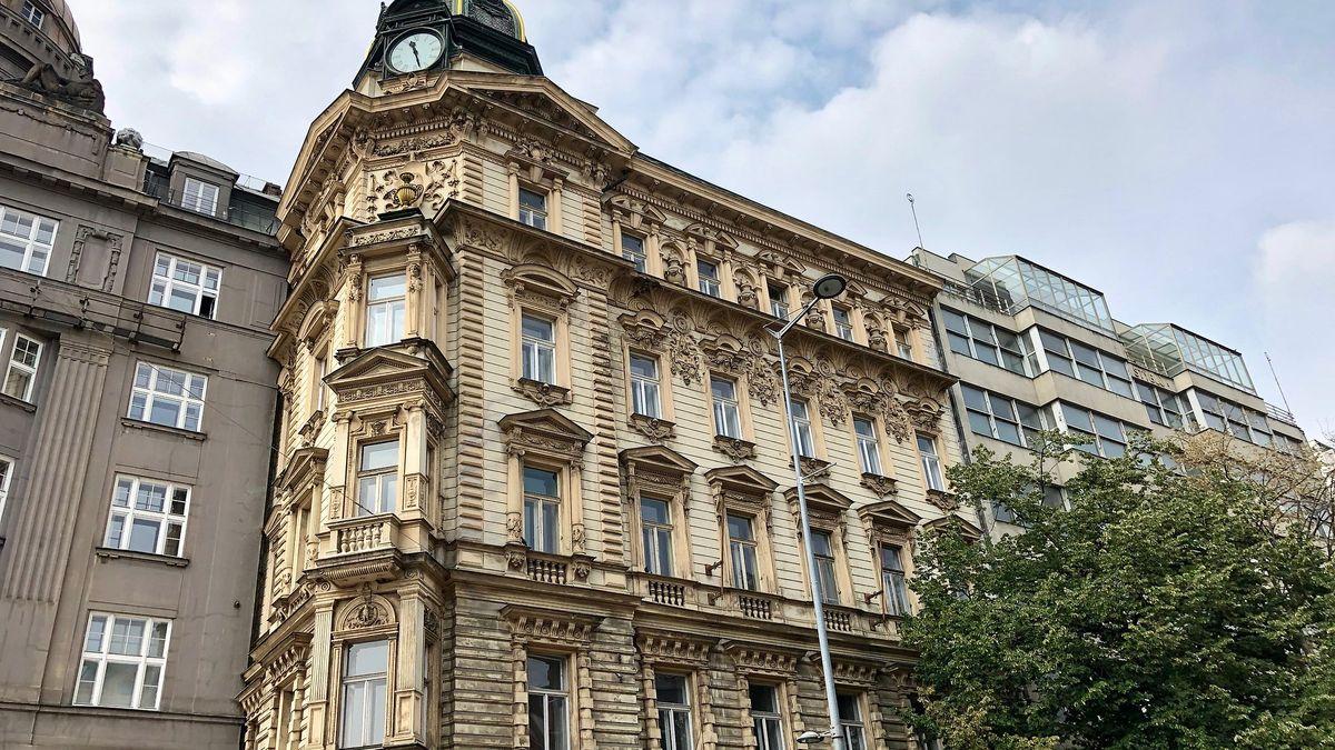 Developer Sekyra pronikl na Václavák. Koupil historický Stýblův dům