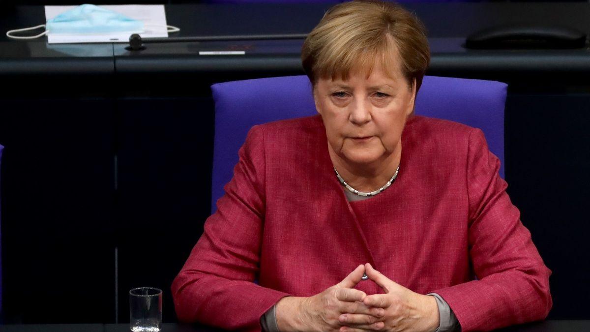 Angela Merkelová: Po krizi se Německo vrátí krozpočtové kázni