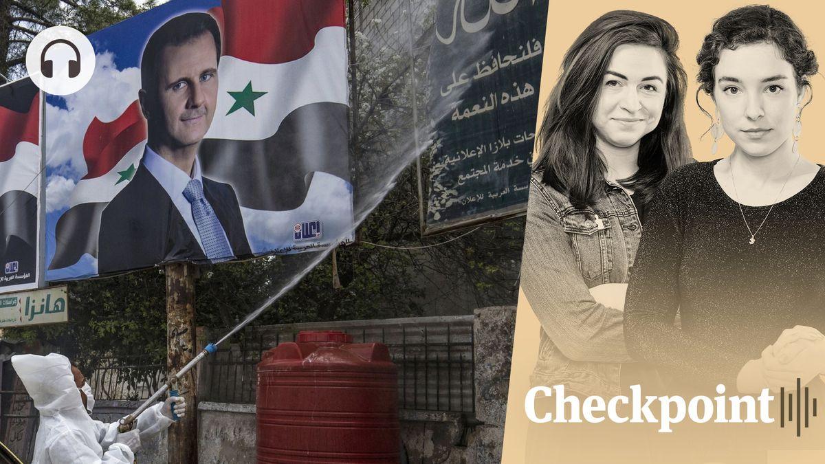 Audio: COVID-19na Blízkém východě. Írán mlží, Sýrii čeká humanitární katastrofa