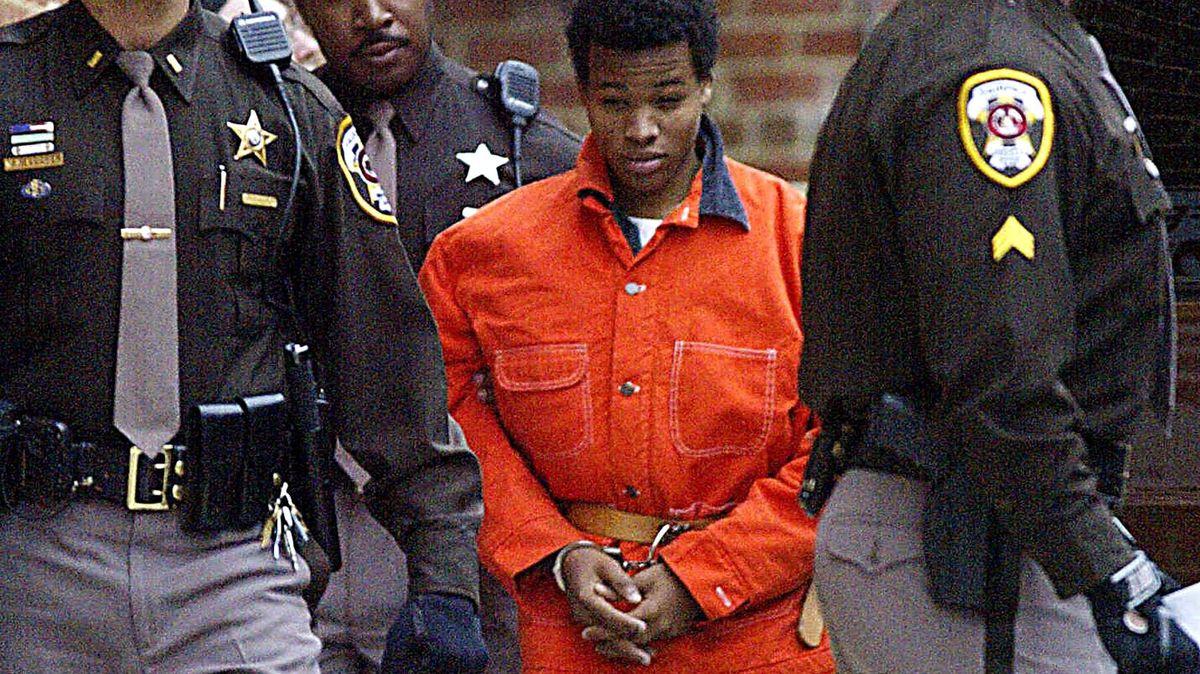 Jeden ze sniperů, co zabíjel ve Washingtonu, bude moci žádat opropuštění