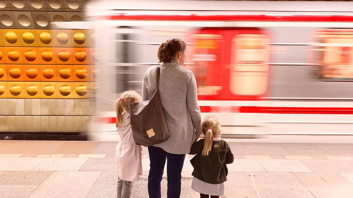 Provoz části metra C bude kvůli výměně pražců přerušen
