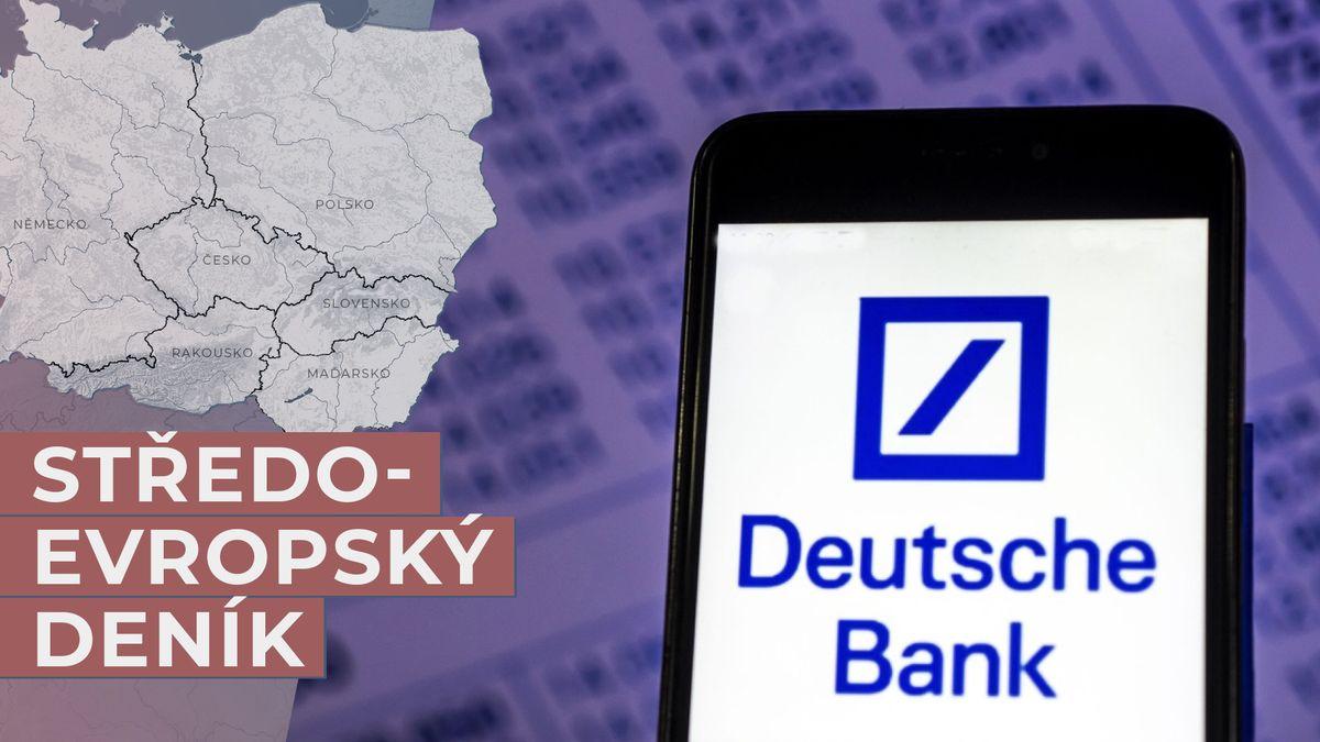 Pračka peněz střední Evropa. Přes Německo a Polsko šly špinavé biliony
