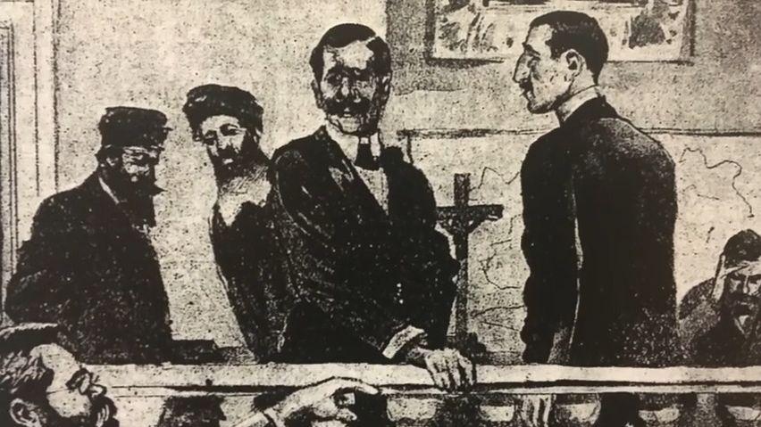 Odložené případy. 120let od vraždy chce advokát očistit Leopolda Hilsnera