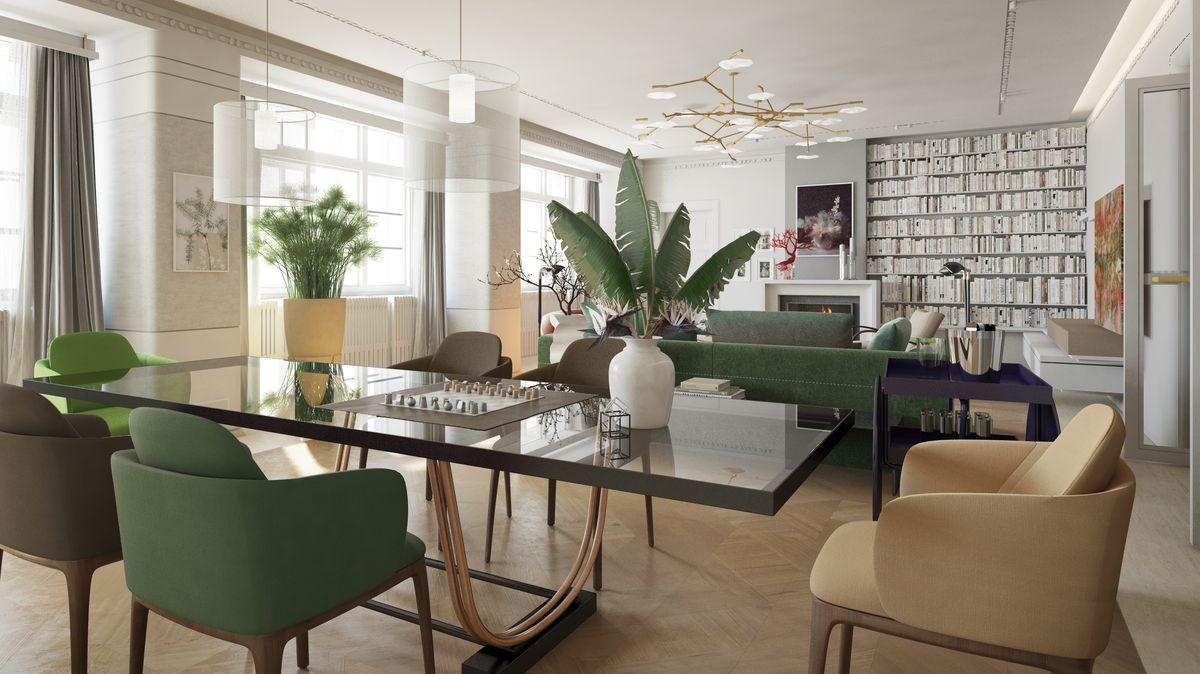 20nejdražších bytů vČesku. Jak vypadá luxusní bydlení?