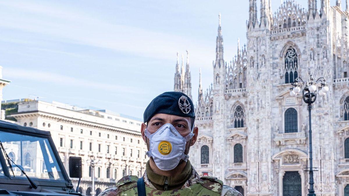 Jsme na prahu pandemie, přiznává si po včerejšku svět