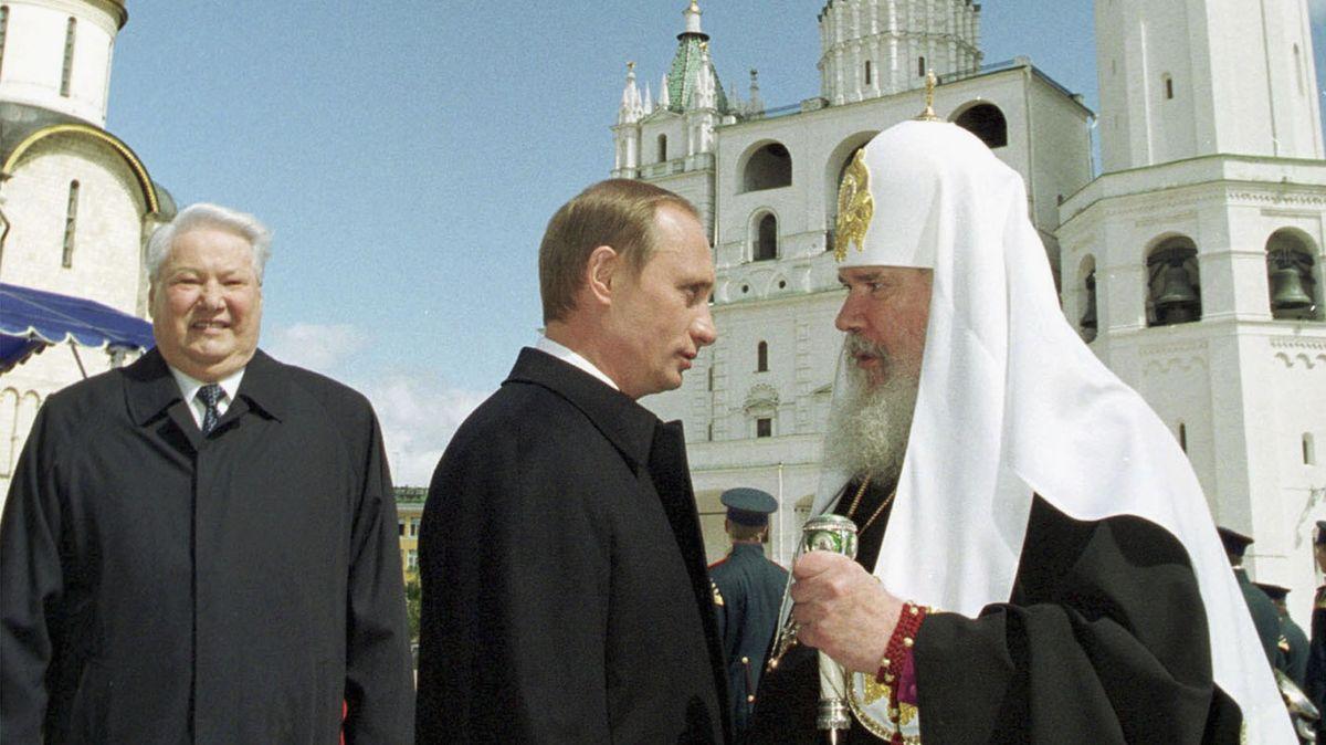 Heroismus mocného muže: výročí zvolení Vladimira Putina