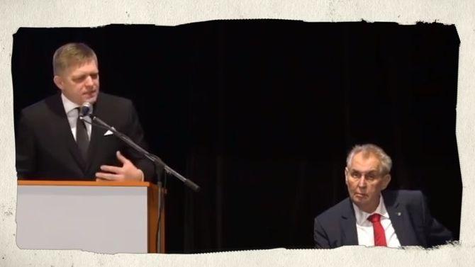 Kliky, hovada a bordel. TOP 5momentů kariéry Roberta Fica