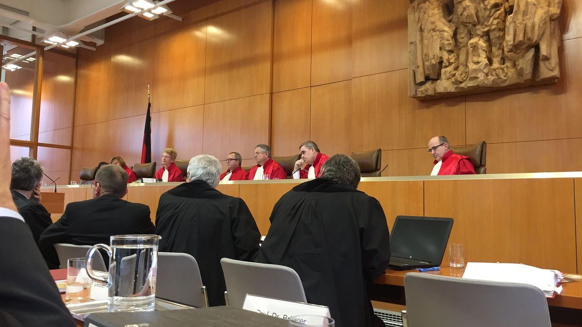 Evropské tištění peněz narazilo na německý ústavní soud