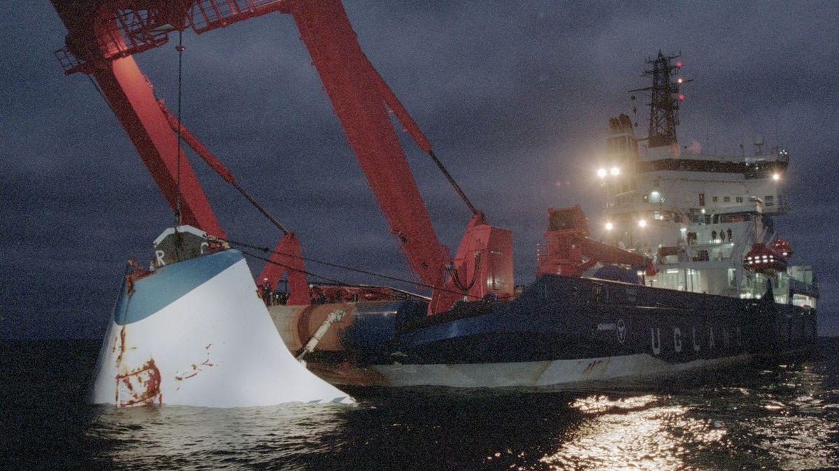 Proč vBaltu zmizela loď s852životy? Začíná nové vyšetřování zkázy Estonie