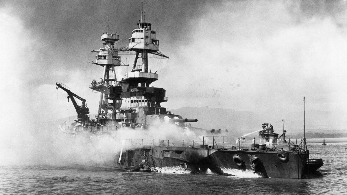 Vědci našli slavnou loď USS Nevada. Přežila světové války ijaderné testy