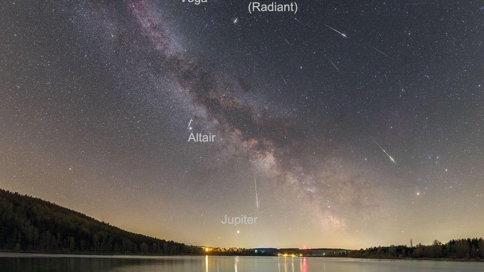 NASA jako astronomický snímek dne použila fotografii zČeska