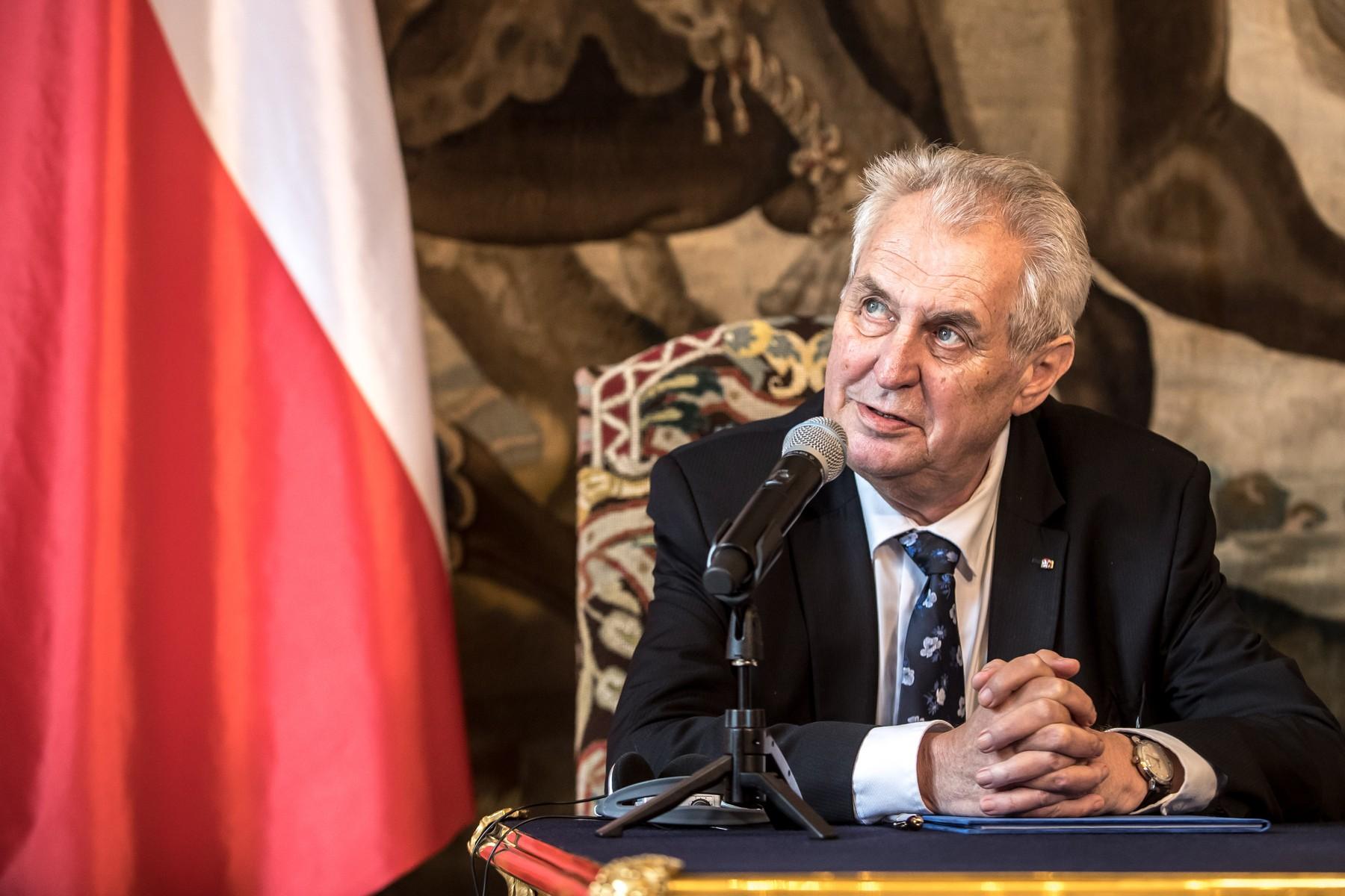 Peroutkova vnučka nechce prezidenta Zemana usoudu kvůli článku Hitler je gentleman