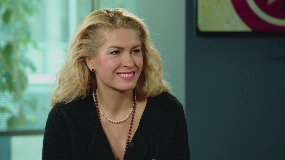Chce to ještě čas, říká Olga Menzelová o aktuálním stavu oscarového režiséra