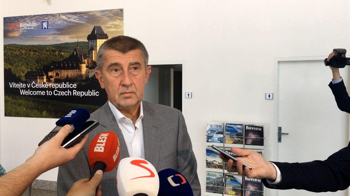 Babiš reaguje na spor o Pocheho: V zahraniční politice chci shodu s prezidentem