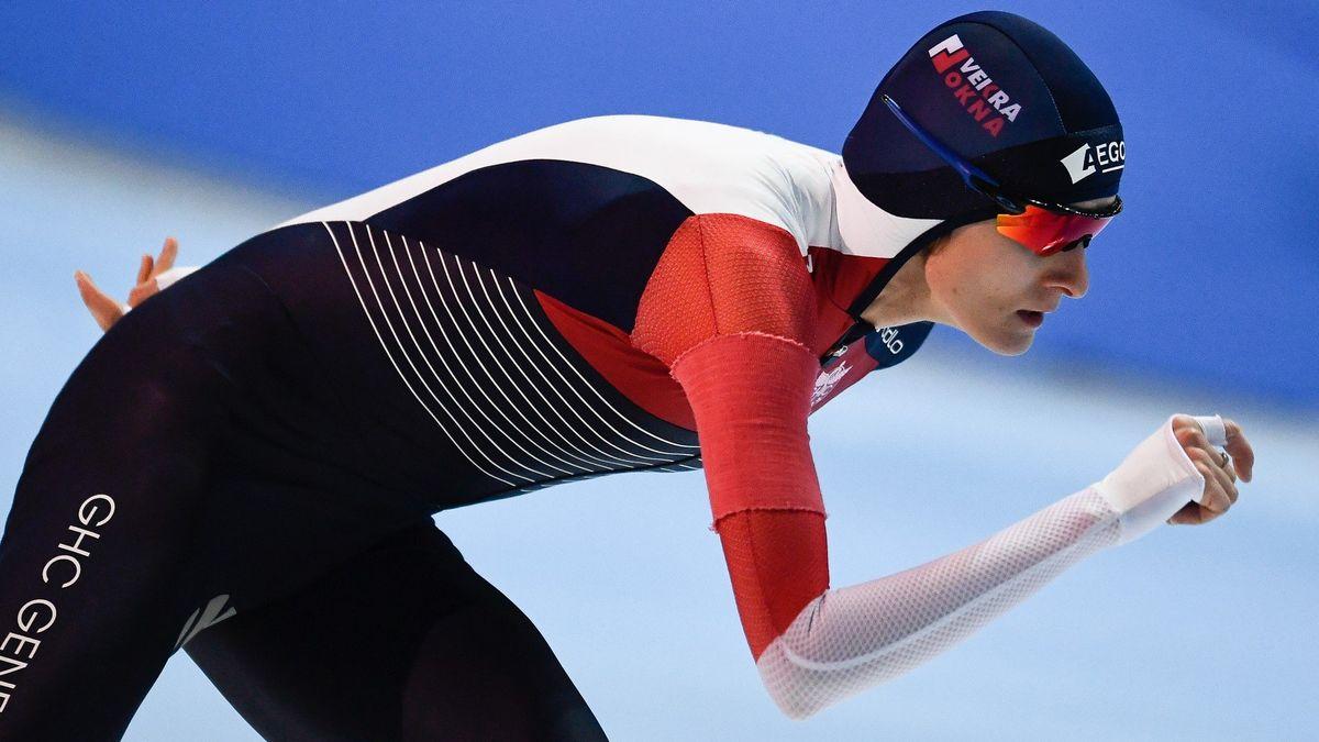 Sáblíková překonala na MS vCalgary 13let starý světový rekord na trati 3000metrů
