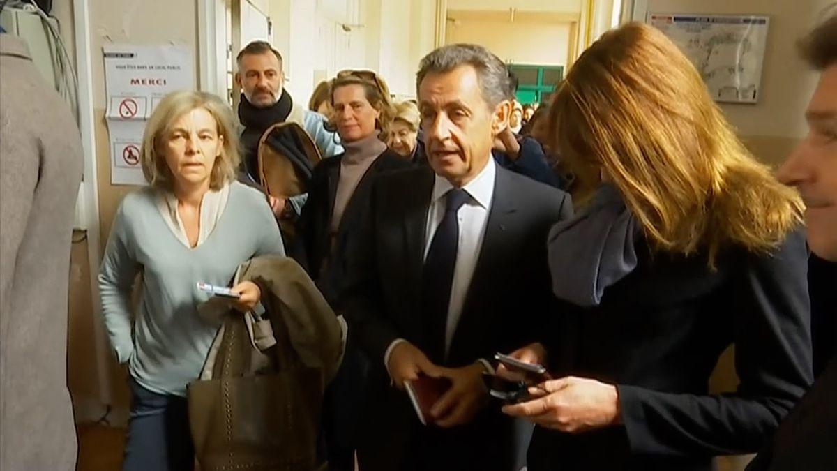 Policie zadržela francouzského exprezidenta Sarkozyho, kvůli údajnému nezákonnému financování předvolební kampaně
